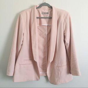 9309f07f4f0 ASOS Curve Jackets   Coats - ASOS Curve Blazer in Crepe with Slim Lapel